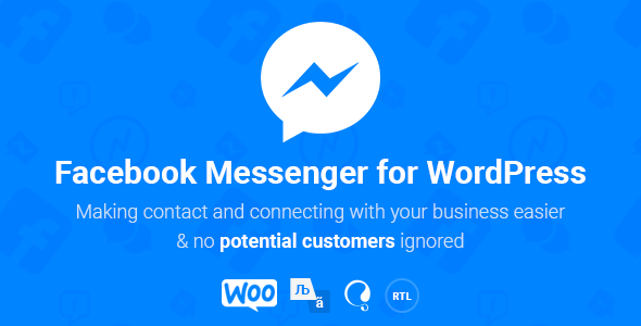 Tích Hợp Live Chat Facebook Messenger Vào Website